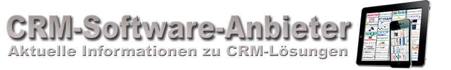CRM-Software-Anbieter