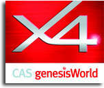 CAS genesisWORLD X4