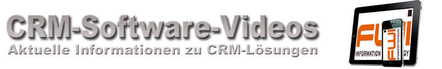 FWI CRM-Software Videos