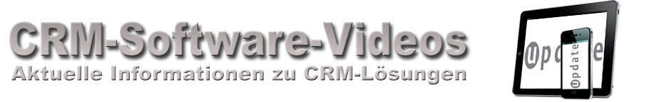 update CRM-Software Videos