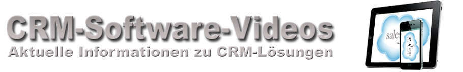 Salesforce CRM-Software-Videos