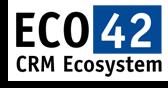 ECO 42 CRM Ecosystem