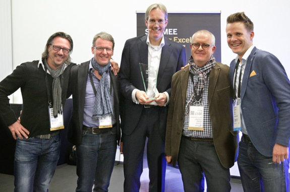 SAP MEE Award Gruppe
