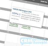 CRM Software Veranstaltung