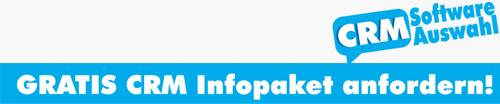 GRATIS CRM-Software-Infopaket hier anfordern!